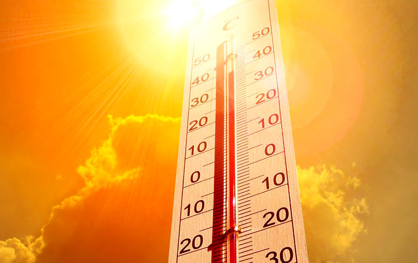 شدت گرمای هوا تا هفته اینده در خراسان رضوی