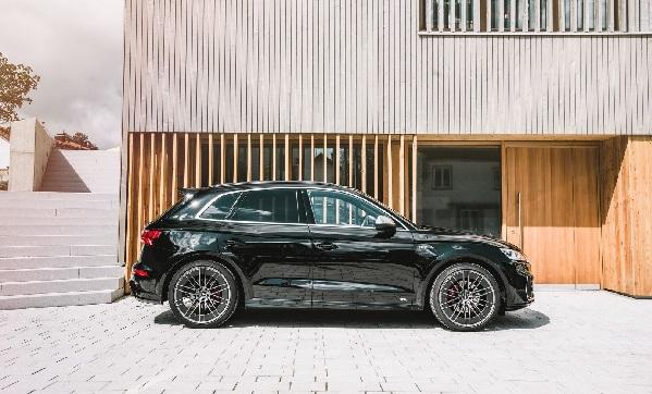 تیونیگ جدید Audi SQ5 طرفداران آئودی را تحت تاثیر قرار داد +تصاویر