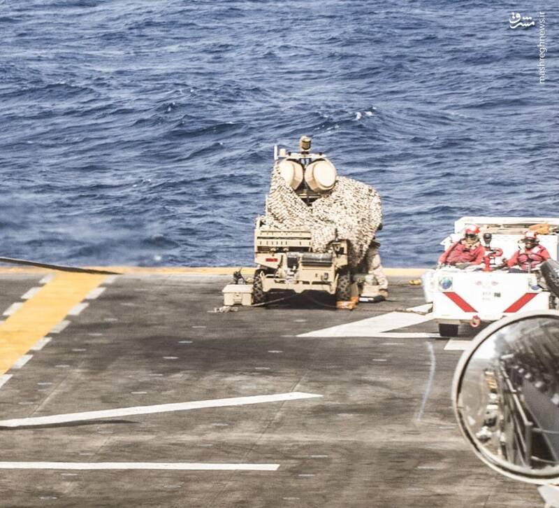 غول نبردهای آبی - خاکی ارتش آمریکا هم حریف سپاه نشد/ راز پیام دروغ USS Boxer به کاخ سفید + تصاویر
