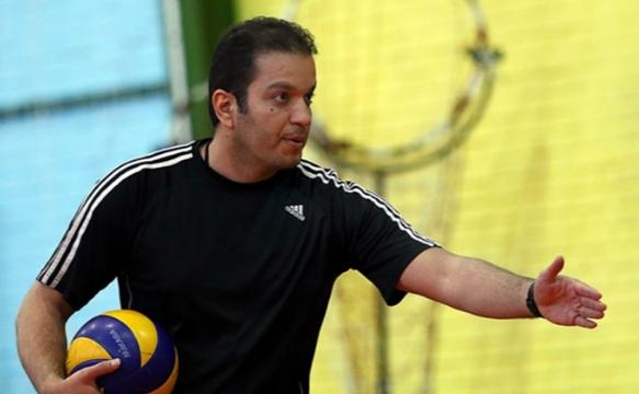خوشحالی متفاوت مشاور فنی تیم والیبال زنان از برد والیبال ایران +فیلم