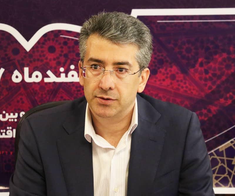 برخورداری شیراز از نماد بورس اوراق مشارکت