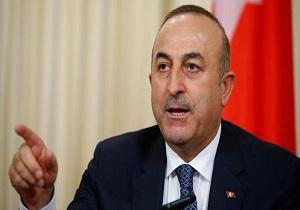 ترکیه: هیچ گونه تحریمی از سوی آمریکا را نمیپذیریم