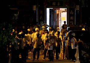چین حمله به دفتر نمایندگیاش در هنگ کنگ را محکوم کرد