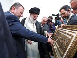 هدیه حماس به رهبر انقلاب چه بود؟