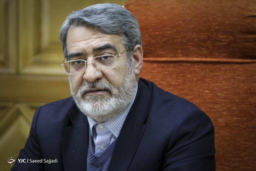 وزیر کشور: وحدت مردم منطقه و نفرتشان از آمریکا افزایش یافته است