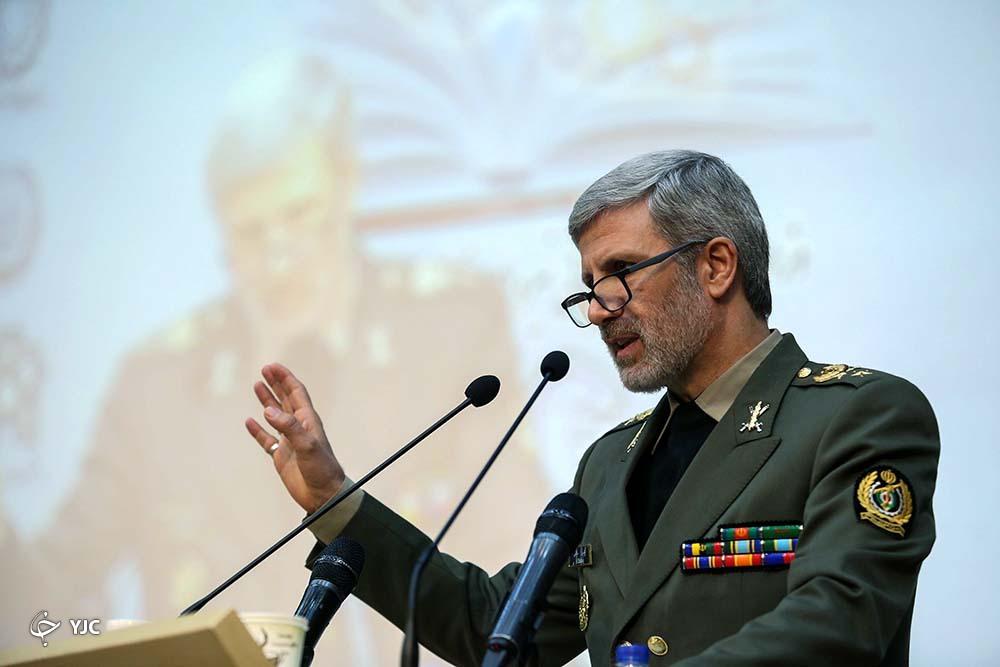 انهدام پهپاد آمریکا در خلیج فارس نشان اقتدار ایران اسلامی است
