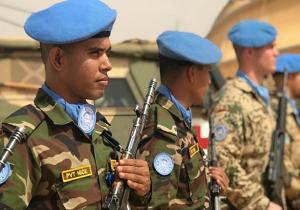 اعزام ۲۵۰ نیروی نظامی انگلیس به مالی