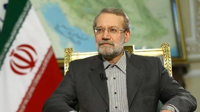پیام تبریک لاریجانی به رئیس کمیته امداد امام خمینی (ره)