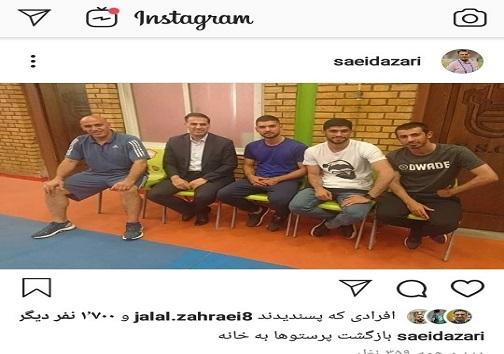 بازگشت سه بازیکن سربازاز تیم تراکتورسازی به تیم ذوب آهن اصفهان