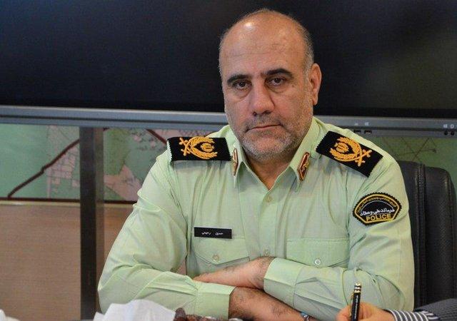 توضیحات رئیس پلیس تهران درباره اجرای طرح ترافیک جدید