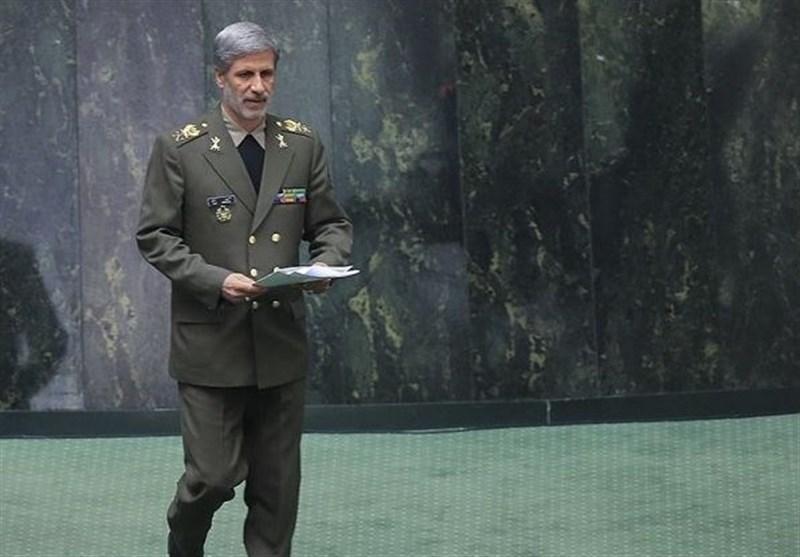 جاسمی از پاسخ وزیر دفاع قانع شد