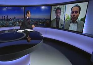 خودزنی بی بی سی در برنامه زنده/ وقتی ایران بودجه چند ساله بی بی سی را در طرفة العینی نابود میکند + فیلم