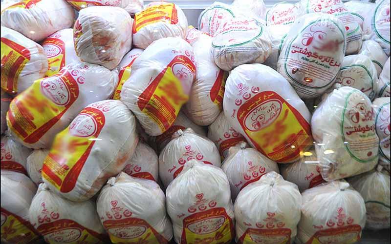 ثبات نرخ مرغ در بازار/ قیمت هر کیلو مرغ گرم ۱۴ هزار و ۵۰۰ تومان