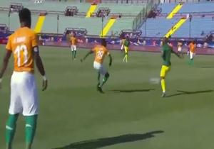 خلاصه بازی ساحل عاج و آفریقای جنوبی در ۳ تیر ۹۸ + فیلم