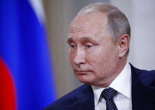 پوتین: صادرات نظامی روسیه به ۵۴ میلیارد دلار رسیده است