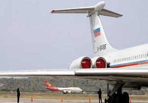 رویترز: یک جنگنده روسی وارد ونزوئلا شد