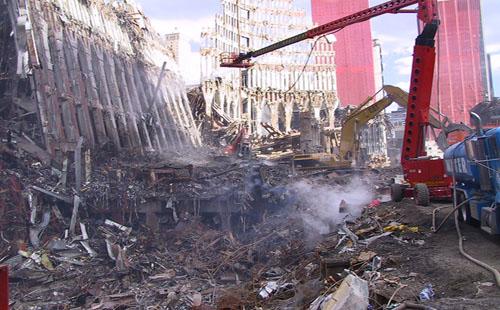 کشف ۲۵۰۰ تصویر جدید از حمله ۱۱ سپتامبر در آمریکا