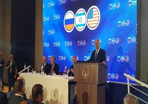 ادعاهای ضد ایرانی نتانیاهو در نشست سهجانبه آمریکا، روسیه و رژیمصهیونیستی در فلسطین اشغالی