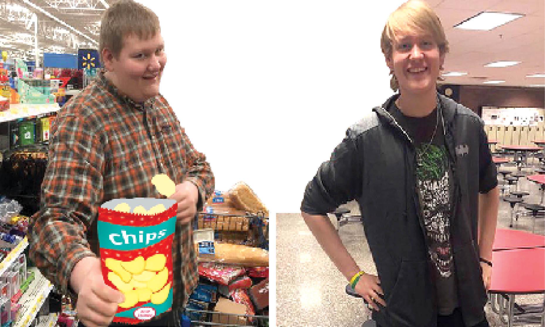فرمول موفقیت نوجوانی که توانست ۴۶ کیلوگرم کم کند