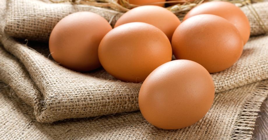 قیمت تخم مرغ پوسته قهوهای + جدول