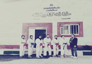 نتایج مسابقات کاراته کنترلی انتخابی بانوان استان
