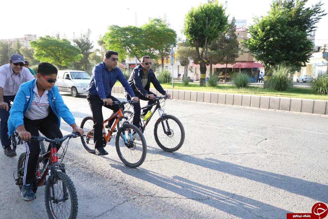 سه شنبههای بدون خودرو در کرمان + تصاویر