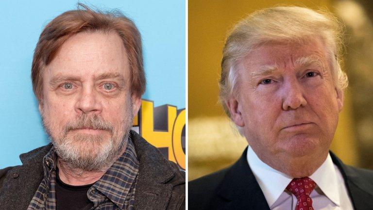 درخواست بازیگر جنگ ستارگان با مخالفت مواجه شد/ ستاره ترامپ حذف نمیشود