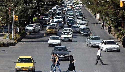 حق تقدم عبور در شرایط مختلف با کدام وسیله نقلیه است؟