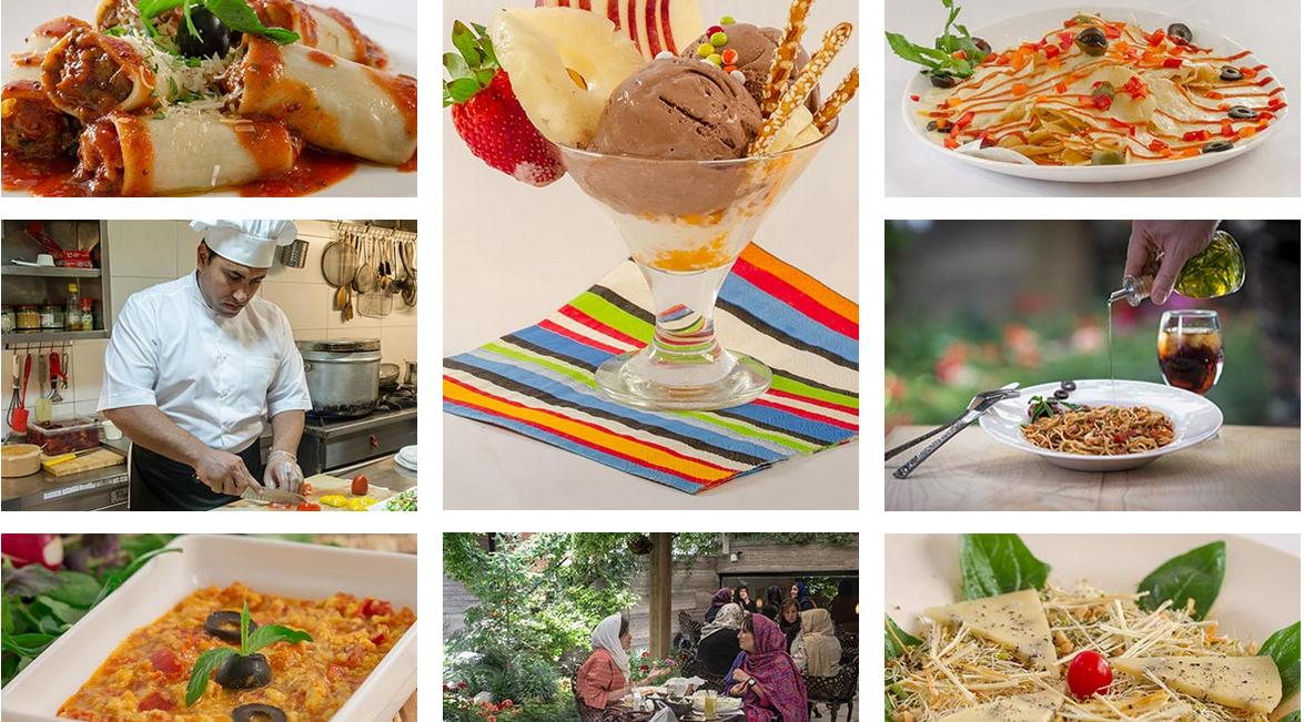 قیمت غذاهای گیاهی در رستورانهای لوکس چند است؟