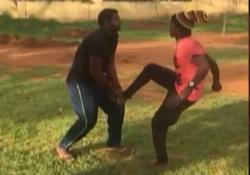 عاقبت مرگبار حرکتی ورزشی که در بین جوانان رواج دارد! + فیلم