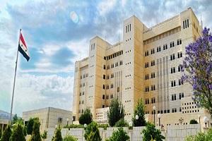 محکومیت شدیداللحن دولت سوریه در واکنش به تحریم های آمریکا علیه مقامات ایران