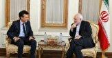 سفیر جدید ایتالیا در ایران با ظریف دیدار کرد