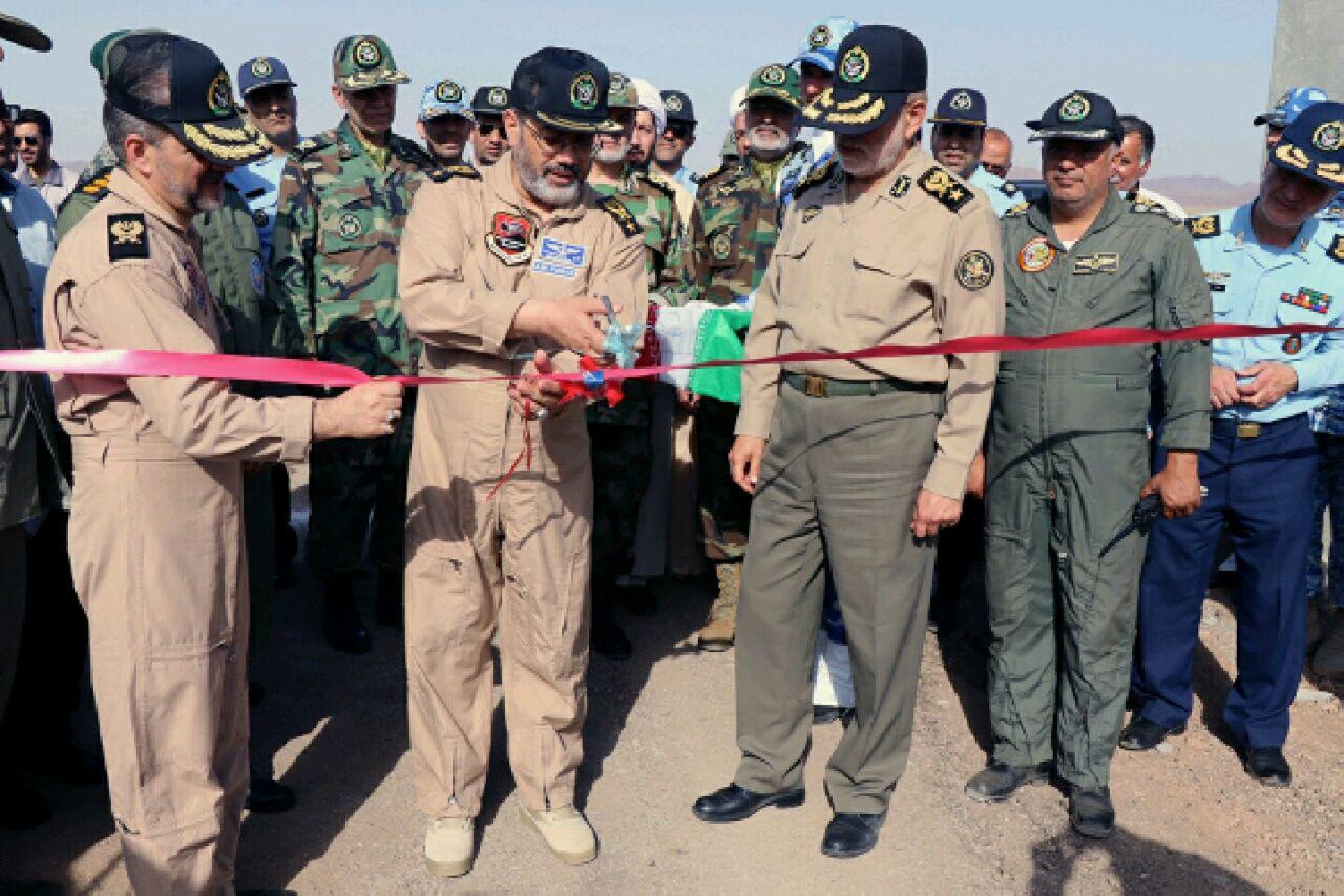 دانشکده پهپاد نیروی هوایی ارتش افتتاح شد