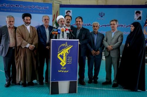 دشمن امروز دیگر قادر به اجرای گزینه نظامی نیست / دست مریزاد ملت بزرگ ایران به سبزپوشان سپاه