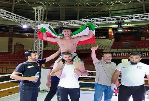 درخشش  ورزشکار استان در رقابت های جهانی