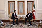 دیدار معاون وزیر خارجه اسلواکی با ظریف