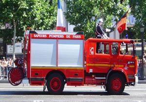 اعتصاب دو ماهه آتش نشانان فرانسوی