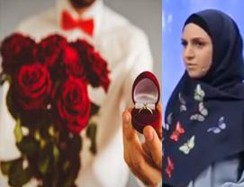 عروسی خانمی که خانواده داماد برای تحقیق به سراغ خودش آمدند! + فیلم