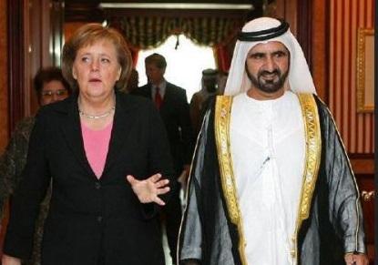 بحران در روابط امارات و آلمان
