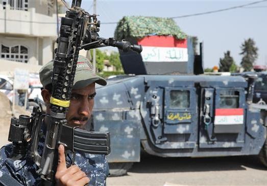 کشته شدن 4 پلیس عراقی بر اثر انفجار بمب در کرکوک