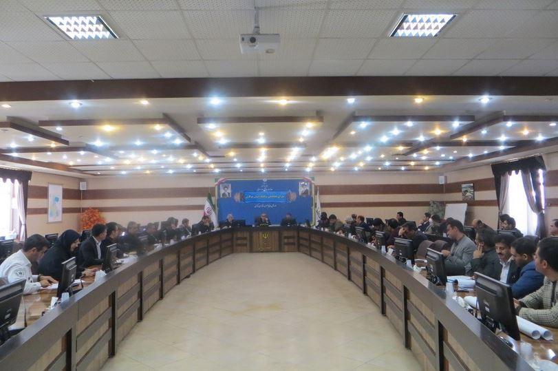 جلسه شورای هماهنگی ترافیک استان مرکزی