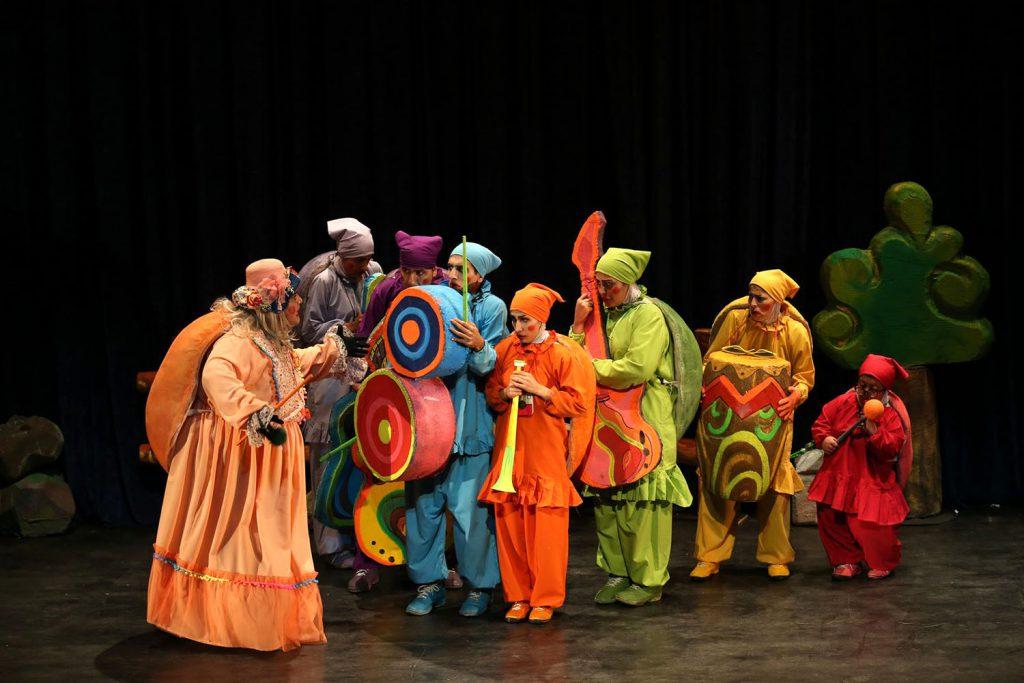 ادامه حیات برای تئاتر کودک بسیار سخت است/ تئاتر کودک روی تخت ccu