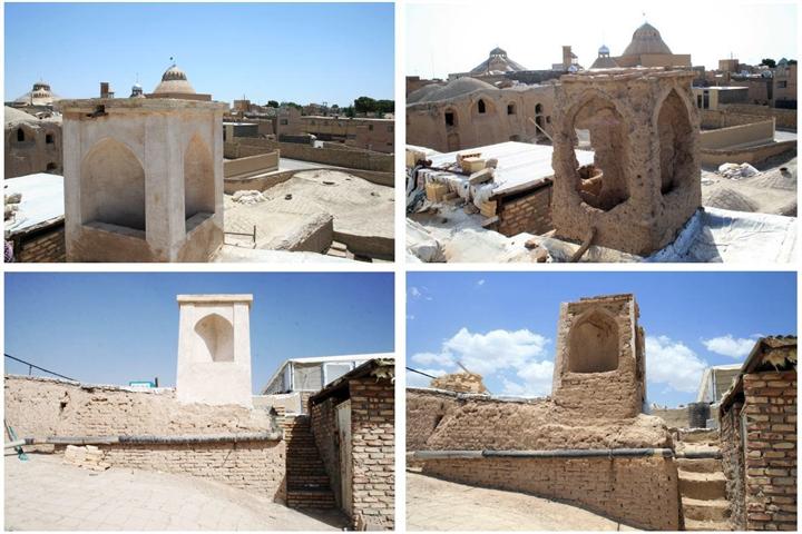 پایان عملیات مرمت مسجد تاریخی امامرضا(ع) در نایین