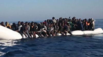 بندرهای بسته در ایتالیا و آرگان سرگردان در مدیترانه + فیلمآوارگان سرگردان در دریای مدیترانه