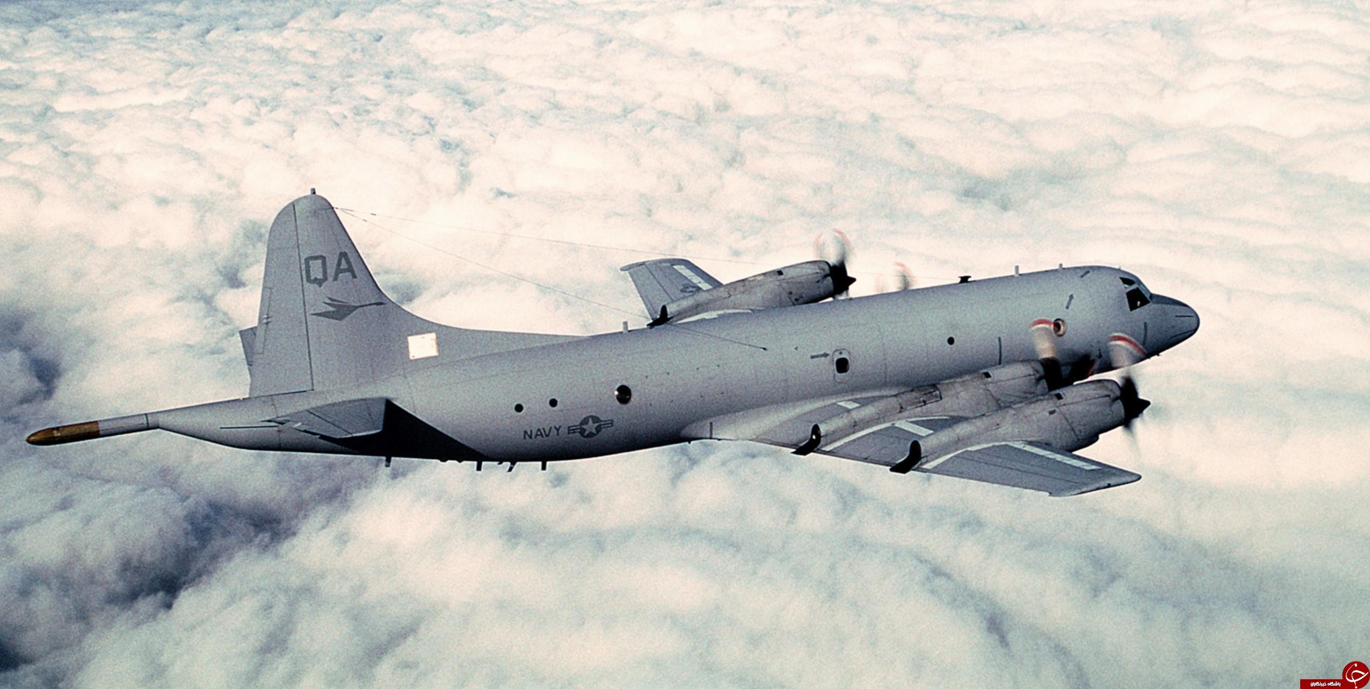 معرفی لاکهید پی-۳ اورایـِن؛ هواپیمای گشتی دریایی