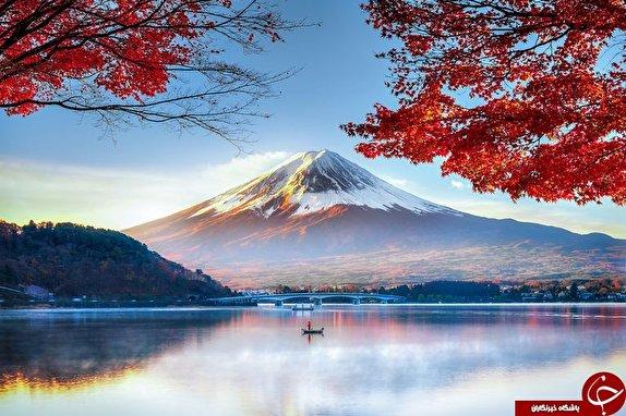 باشگاه خبرنگاران -عجیبترین مطالبی که از کوه فوجی نمیدانید/ احمقهایی که دوبار فوجی را فتح میکنند!