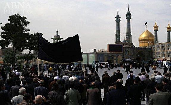 شهر بانوی کرامت(س)،سوگوار شهادت صادق آل محمد(ع)