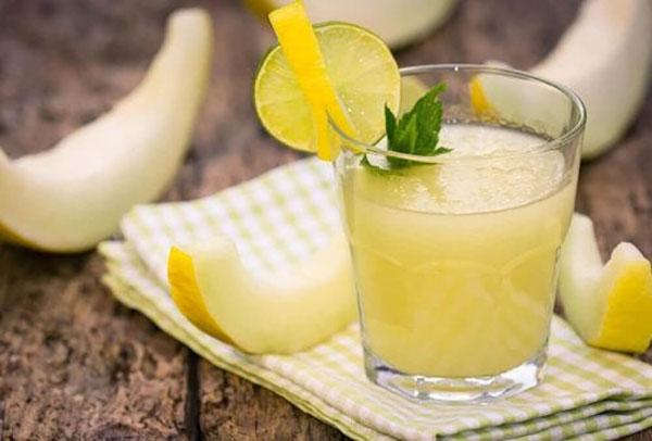 طرز تهیه انواع نوشیدنیهای لاغرکننده