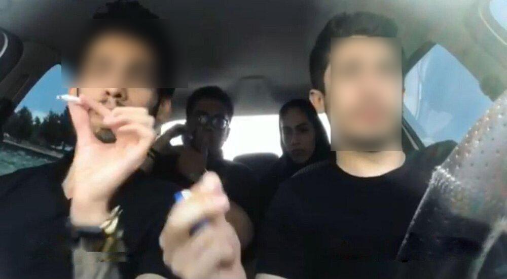 عجیبترین صحنهها در دوربین مخفی تاکسیها؛ از بریدن سر مسافر تا مصرف مواد مخدر+ تصاویر