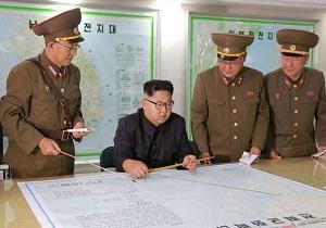 رونمایی کره شمالی از زیردریایی موشکانداز  جدید